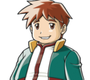 Personajes de Pokémon Ranger: Trazos de Luz