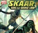 Skaar: King of the Savage Land Vol 1
