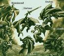 Eight Legends