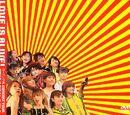 "Morning Musume CONCERT TOUR 2002 Haru ""LOVE IS ALIVE!"" at Saitama Super Arena"
