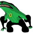 Alien de ben 10 mundo force