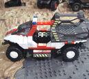 Warthog Ambulance