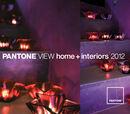 Pantone View Home + Interiors 2012