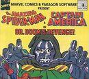 The Amazing Spider-Man & Captain America in Dr. Doom's Revenge!