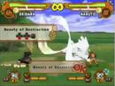 Naruto ultimate ninja 5 DEIDARA BEAUTY DESTRUCTION 1.png