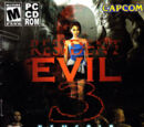 Resident Evil Game Covers