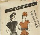 Butterick 3732 B