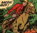 Racer the Horse (New Earth)
