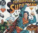 Adventures of Superman Vol 1 520