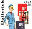 Butterick 2594