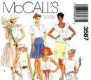 McCall's 3587