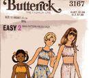 Butterick 3167 B