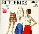 Butterick 4689