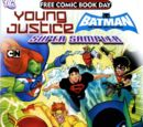 Young Justice/Batman: The Brave and the Bold Super Sampler Vol 1 1