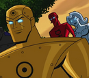 Metal Men (The Brave and the Bold)/Gallery