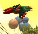 Large Bombird