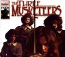 Marvel Illustrated: The Three Musketeers Vol 1 1