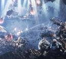Batallas de la Guerra Locust