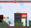 Exotoro/More Mario Fangame: Mario Builds with Legos once more