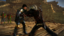 Tw2 - Geralt Killing Aryan La Valette.png