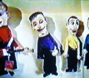 The Wiggles Puppets