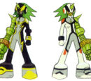 Mega Man Star Force characters