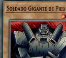 Soldado Gigante de Piedra