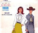 Vogue 7903
