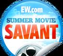 EW.com Summer Movie Savant (Sticker)