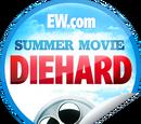 EW.com Summer Movie Diehard (Sticker)