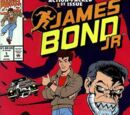 James Bond, Jr. Vol 1 1