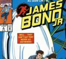 James Bond, Jr. Vol 1 2