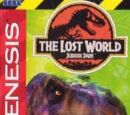 The Lost World: Jurassic Park (SEGA Genesis Game)