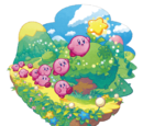 Lugares de Kirby Mass Attack