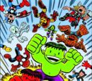 Hulk-Sized Mini Hulks Vol 1 1