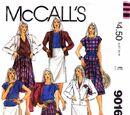 McCall's 9016 A