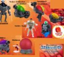 Bchwood/Kids Meal Movie Toys