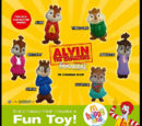 Alvin and the Chipmunks: The Squeakquel (McDonald's, 2010)