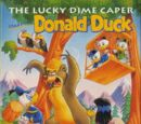 The Lucky Dime Caper starring Donald Duck
