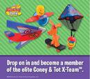 Coney & Tot X-Team (Sonic, 2009)