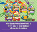 Speak Around the World 2 (Sonic, 2009)