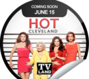 Hot in Cleveland Coming Soon (Sticker)