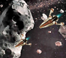 Raid on the Roche Asteroids