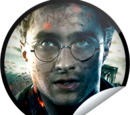 Harry Potter and the Deathly Hallows: Part 2: Midnight Screenings (Sticker)