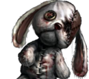 Rabbit doll