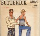 Butterick 5268 A