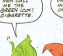 Green Cigarette (New Earth)