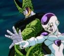 Cell and Frieza