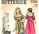 Butterick 5761 B
