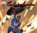 Captain America: What Price Glory? Vol 1 1